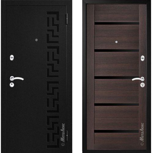 metala durvju dizains