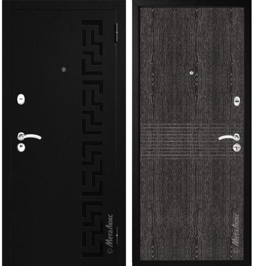 Metāla durvis M46/1 mājai, vasarnīcai vai dzīvoklim.