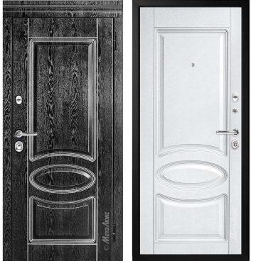 Ieejas durvis mājai