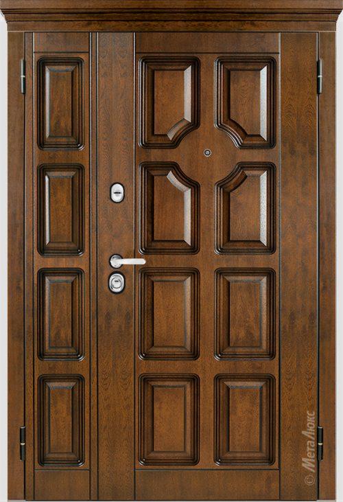 Nestandarta izmēra metāla durvis