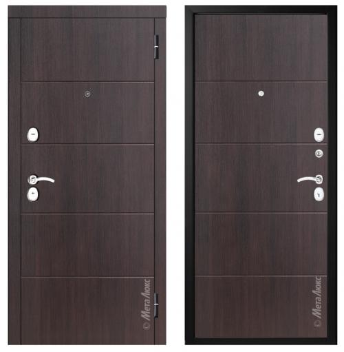 Metāla durvis dzīvoklim par izdevīgu cenu, tikai 368,00 Eur