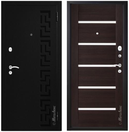 Kvalitatīvas metāla durvis M285