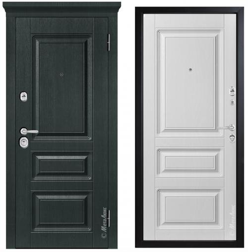 Metāla durvis SONATA