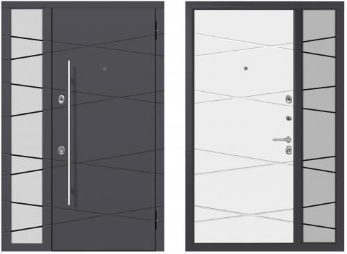 Metāla durvis, kas neatstās vienaldzīgu!