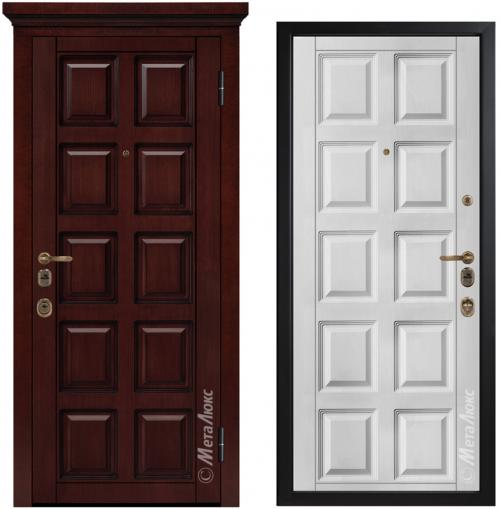 Metāla ārdurvis mājai vai dzīvoklim ArtWood M1700/19