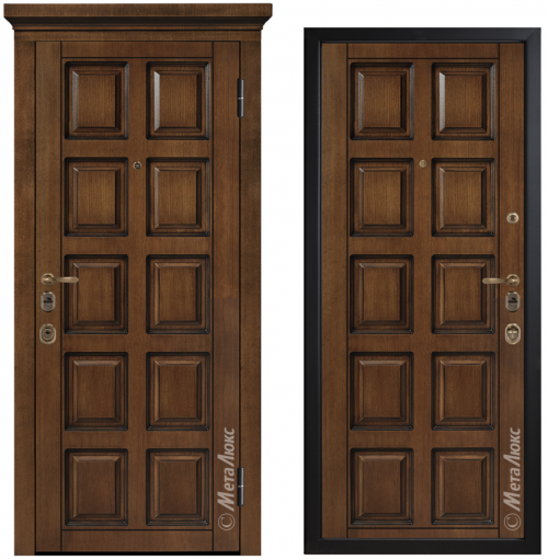 Metāla durvis ArtWood