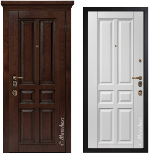 Metāla ārdurvis mājai vai dzīvoklim ArtWood M1701/7 E2