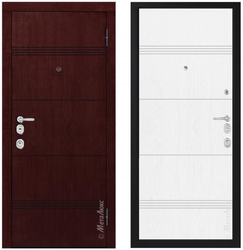Metāla durvis dzīvoklim vai mājai ArtWood M1705/19