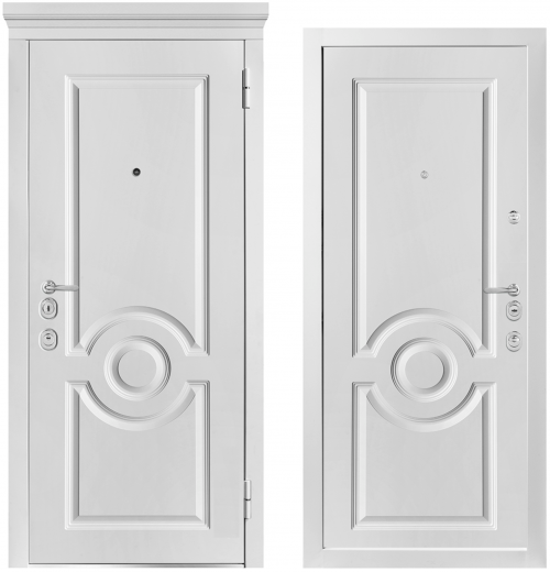 Metāla Durvis, kas Jums liks justies droši un silti.