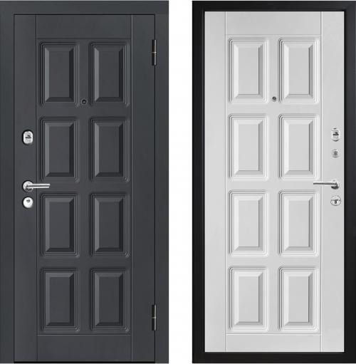 Metāla durvis mājai un dzīvoklim M396/1