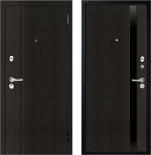 Metāla durvis M33 dzīvoklim no M-Lux.