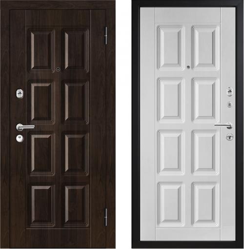 Metāla durvis mājai un dzīvoklim M396/3