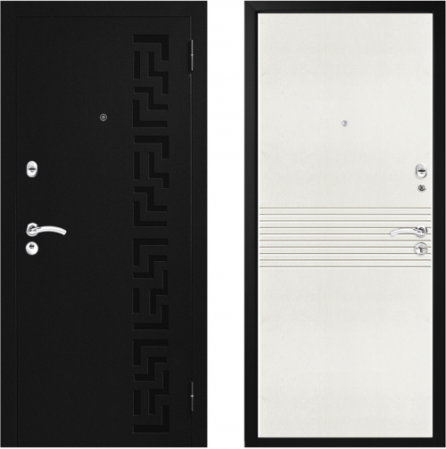 Metāla durvis M46 mājai, vasarnīcai vai dzīvoklim.
